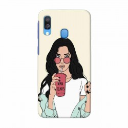 Buy Samsung Galaxy A40 Man Tears Mobile Phone Covers Online at Craftingcrow.com