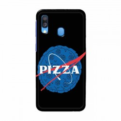 Buy Samsung Galaxy A40 Pizza Space Mobile Phone Covers Online at Craftingcrow.com