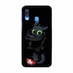 Buy Samsung Galaxy A40 Pocket Dragon Mobile Phone Covers Online at Craftingcrow.com