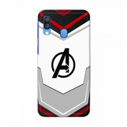 Buy Samsung Galaxy A40 Quantum Suit Mobile Phone Covers Online at Craftingcrow.com