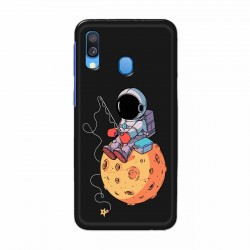 Buy Samsung Galaxy A40 Space Catcher Mobile Phone Covers Online at Craftingcrow.com