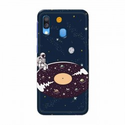 Buy Samsung Galaxy A40 Space DJ Mobile Phone Covers Online at Craftingcrow.com