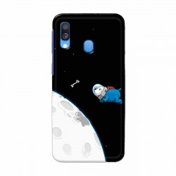 Buy Samsung Galaxy A40 Space Doggy Mobile Phone Covers Online at Craftingcrow.com