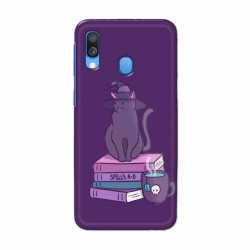 Buy Samsung Galaxy A40 Spells Cats Mobile Phone Covers Online at Craftingcrow.com