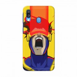 Buy Samsung Galaxy A40 The One eyed Mobile Phone Covers Online at Craftingcrow.com
