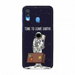 Buy Samsung Galaxy A40 Time to Leave Earth Mobile Phone Covers Online at Craftingcrow.com