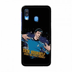 Buy Samsung Galaxy A40 Trek Yourslef Mobile Phone Covers Online at Craftingcrow.com