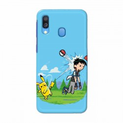 Buy Samsung Galaxy A40 Knockout Mobile Phone Covers Online at Craftingcrow.com