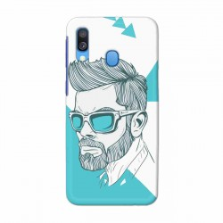 Buy Samsung Galaxy A40 Kohli Mobile Phone Covers Online at Craftingcrow.com
