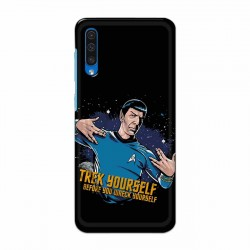 Buy Samsung Galaxy A50 Trek Yourslef Mobile Phone Covers Online at Craftingcrow.com