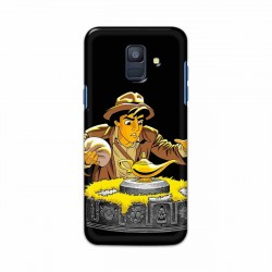 Buy Samsung Galaxy A6 2018 Raiders of Lost Lamp Mobile Phone Covers Online at Craftingcrow.com