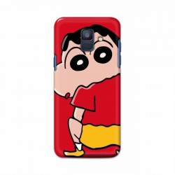 Buy Samsung Galaxy A6 2018 Shin Chan Mobile Phone Covers Online at Craftingcrow.com