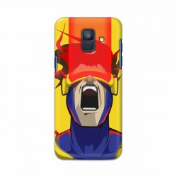 Buy Samsung Galaxy A6 2018 The One eyed Mobile Phone Covers Online at Craftingcrow.com