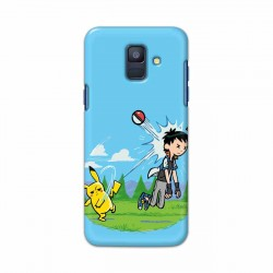 Buy Samsung Galaxy A6 2018 Knockout Mobile Phone Covers Online at Craftingcrow.com