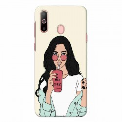 Buy Samsung Galaxy A60 Man Tears Mobile Phone Covers Online at Craftingcrow.com
