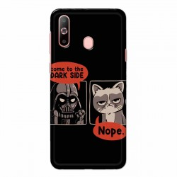 Buy Samsung Galaxy A60 Not Coming to Dark Side Mobile Phone Covers Online at Craftingcrow.com