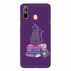 Buy Samsung Galaxy A60 Spells Cats Mobile Phone Covers Online at Craftingcrow.com
