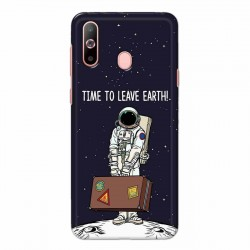 Buy Samsung Galaxy A60 Time to Leave Earth Mobile Phone Covers Online at Craftingcrow.com