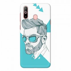 Buy Samsung Galaxy A60 Kohli Mobile Phone Covers Online at Craftingcrow.com