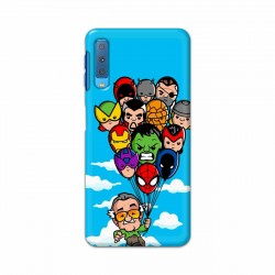 Buy Samsung Galaxy A7 2018 Excelsior Mobile Phone Covers Online at Craftingcrow.com