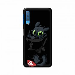 Buy Samsung Galaxy A7 2018 Pocket Dragon Mobile Phone Covers Online at Craftingcrow.com