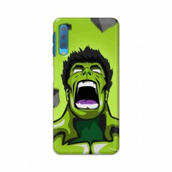 Buy Samsung Galaxy A7 2018 Rage Hulk Mobile Phone Covers Online at Craftingcrow.com