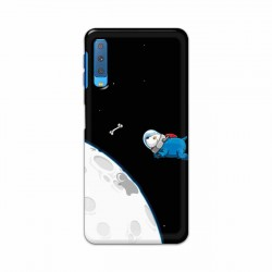 Buy Samsung Galaxy A7 2018 Space Doggy Mobile Phone Covers Online at Craftingcrow.com