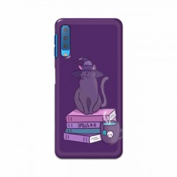 Buy Samsung Galaxy A7 2018 Spells Cats Mobile Phone Covers Online at Craftingcrow.com