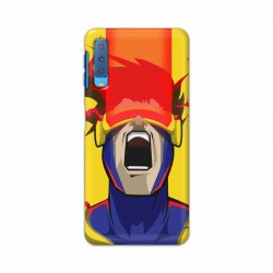 Buy Samsung Galaxy A7 2018 The One eyed Mobile Phone Covers Online at Craftingcrow.com