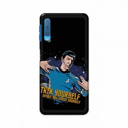 Buy Samsung Galaxy A7 2018 Trek Yourslef Mobile Phone Covers Online at Craftingcrow.com