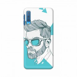 Buy Samsung Galaxy A7 2018 Kohli Mobile Phone Covers Online at Craftingcrow.com