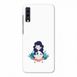 Buy Samsung Galaxy A70 Busy Lady Mobile Phone Covers Online at Craftingcrow.com