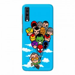 Buy Samsung Galaxy A70 Excelsior Mobile Phone Covers Online at Craftingcrow.com