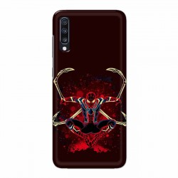 Buy Samsung Galaxy A70 Iron Spider Mobile Phone Covers Online at Craftingcrow.com