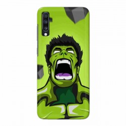 Buy Samsung Galaxy A70 Rage Hulk Mobile Phone Covers Online at Craftingcrow.com