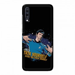 Buy Samsung Galaxy A70 Trek Yourslef Mobile Phone Covers Online at Craftingcrow.com