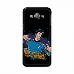 Buy Samsung Galaxy A8 Trek Yourslef Mobile Phone Covers Online at Craftingcrow.com