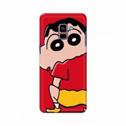 Buy Samsung Galaxy A8 Plus 2018 Shin Chan Mobile Phone Covers Online at Craftingcrow.com