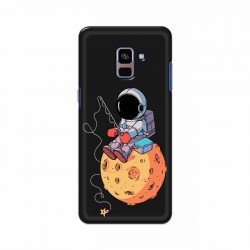Buy Samsung Galaxy A8 Plus 2018 Space Catcher Mobile Phone Covers Online at Craftingcrow.com