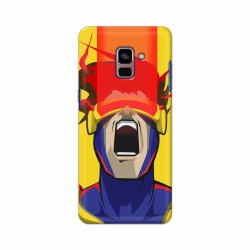 Buy Samsung Galaxy A8 Plus 2018 The One eyed Mobile Phone Covers Online at Craftingcrow.com