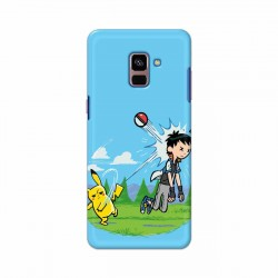 Buy Samsung Galaxy A8 Plus 2018 Knockout Mobile Phone Covers Online at Craftingcrow.com