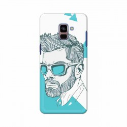 Buy Samsung Galaxy A8 Plus 2018 Kohli Mobile Phone Covers Online at Craftingcrow.com