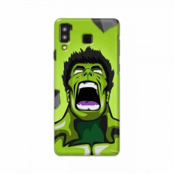 Buy Samsung Galaxy A8 Star Rage Hulk Mobile Phone Covers Online at Craftingcrow.com
