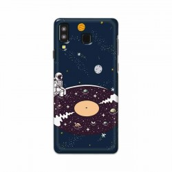 Buy Samsung Galaxy A8 Star Space DJ Mobile Phone Covers Online at Craftingcrow.com