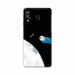 Buy Samsung Galaxy A8 Star Space Doggy Mobile Phone Covers Online at Craftingcrow.com