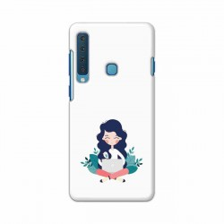 Buy Samsung Galaxy A9 2018 Busy Lady Mobile Phone Covers Online at Craftingcrow.com
