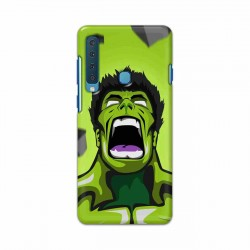 Buy Samsung Galaxy A9 2018 Rage Hulk Mobile Phone Covers Online at Craftingcrow.com