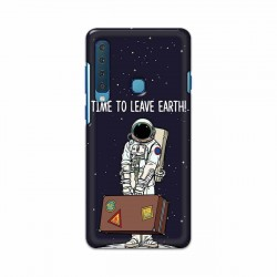 Buy Samsung Galaxy A9 2018 Time to Leave Earth Mobile Phone Covers Online at Craftingcrow.com