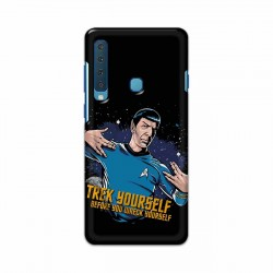 Buy Samsung Galaxy A9 2018 Trek Yourslef Mobile Phone Covers Online at Craftingcrow.com