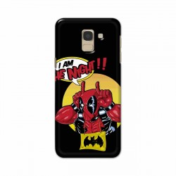 Buy Samsung Galaxy J6 2018 I am the Knight Mobile Phone Covers Online at Craftingcrow.com